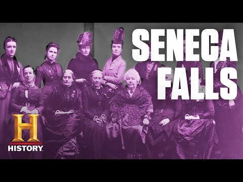 What Happened at the Seneca Falls Convention? | History