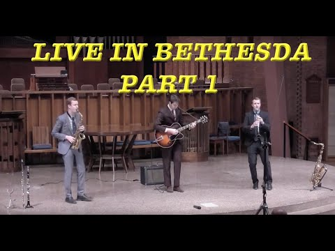 Peter and Will Anderson Live Bethesda MD (Part 1)