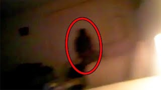 13 Creepy Shadow People Ghosts Caught on Tape