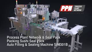 PPN & Seal Pack Packing Sushi SP6301B