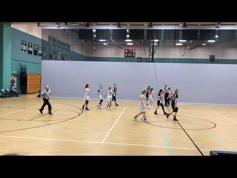 Amelia middle school playoffs first round 2019