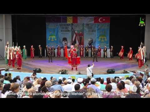 Fanfara militară otomană