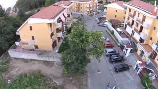 Volo con drone DJI Phantom 2 Vision Ospedaletto D'Alpinolo Avellivo