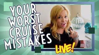 Cruise Mistakes You'll Never Make Again thumbnail