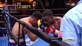 Errol Spence Jr Highlights