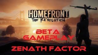 #1 Homefront: The Revolution - Closed Beta Gameplay [ITA] HD