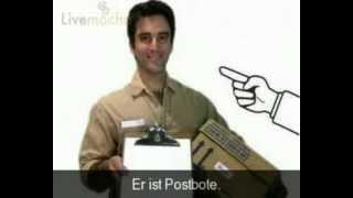 Немецкий язык. Урок 6. Профессии.