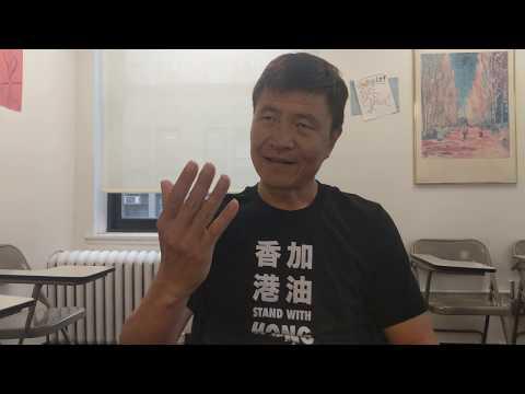 陈破空:天安门学运领袖周锋锁(1):港人血与泪的抗争,迫使林郑撤回恶法。谁在污名化香港
