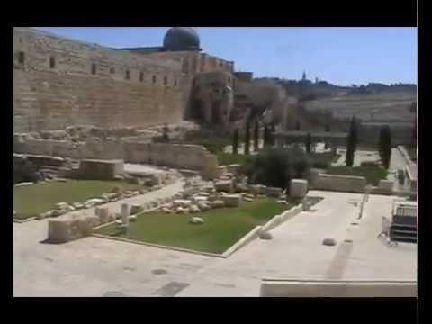 The Holy City of Jerusalem 2011