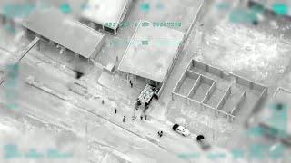 وزارة الدفاع التركية تنشر صوراً لغاراتها على قوات النظام السوري بإدلب