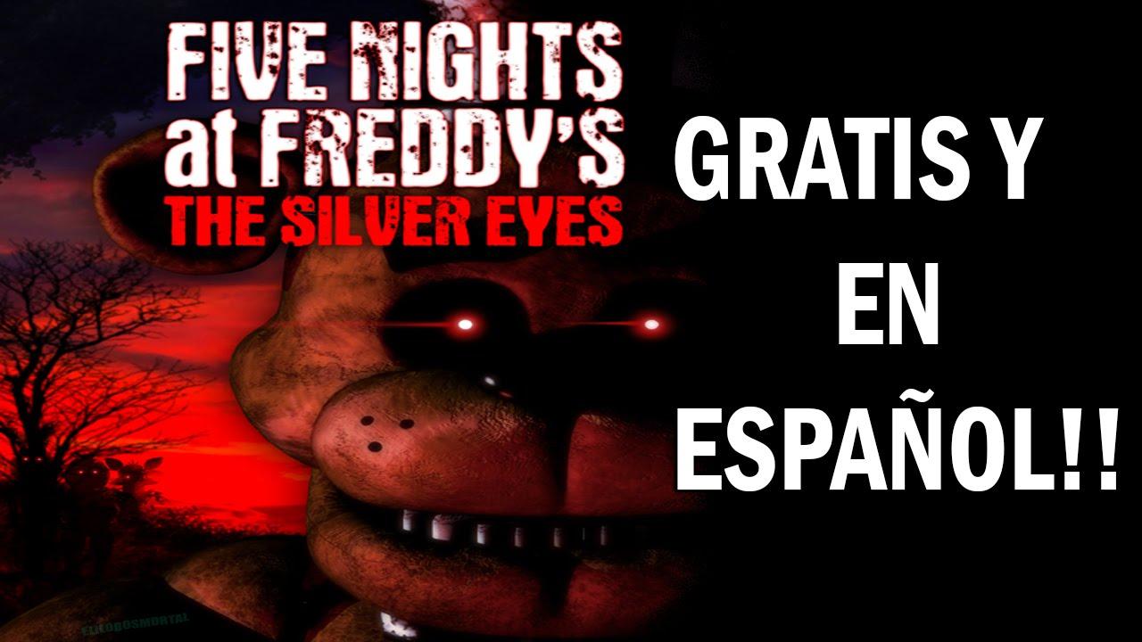 """Descargar Libro De """"FNAF The Silver Eyes"""" GRATIS EN"""