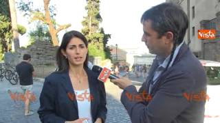 Virginia Raggi racconta il suo vertice con Raffaele Cantone - Intervista Esclusiva