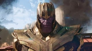 EVERY THANOS CAMEO IN MCU (UPDATED 2018)