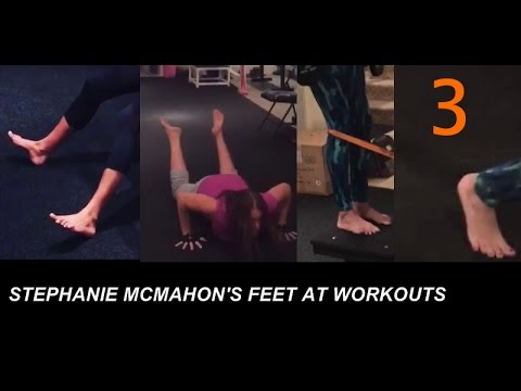 Stephanie Mcmahon Workout Video Toys For Dobermans