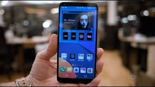 LG G6 Review: Great Dual Cameras, Unique Styling & Screen, Waterproof