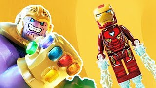 Avengers Infinity War Battle Arena! LEGO Marvel Superheroes 2