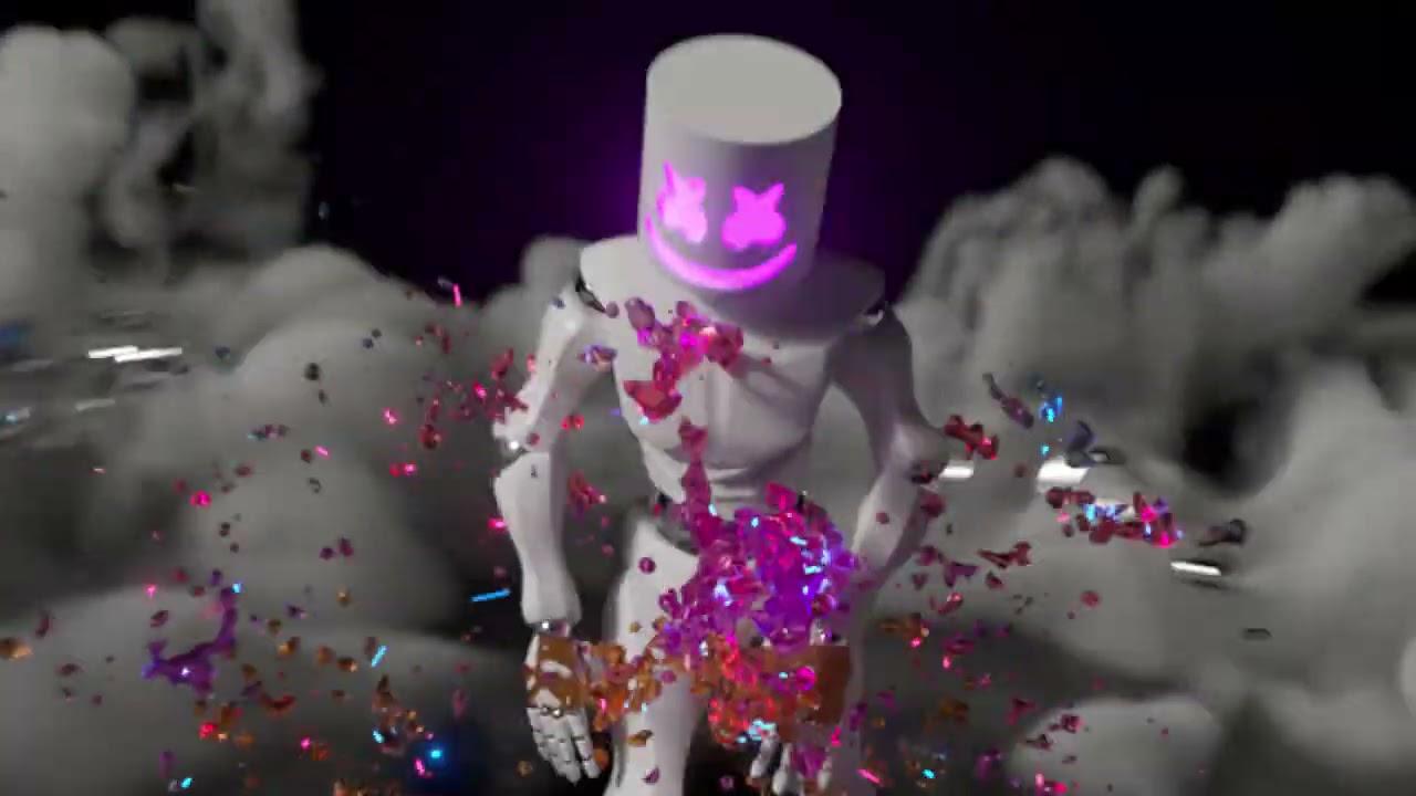 Marshmello x Nitti Gritti - Bad Bitches (Feat. Megan Thee Stallion)