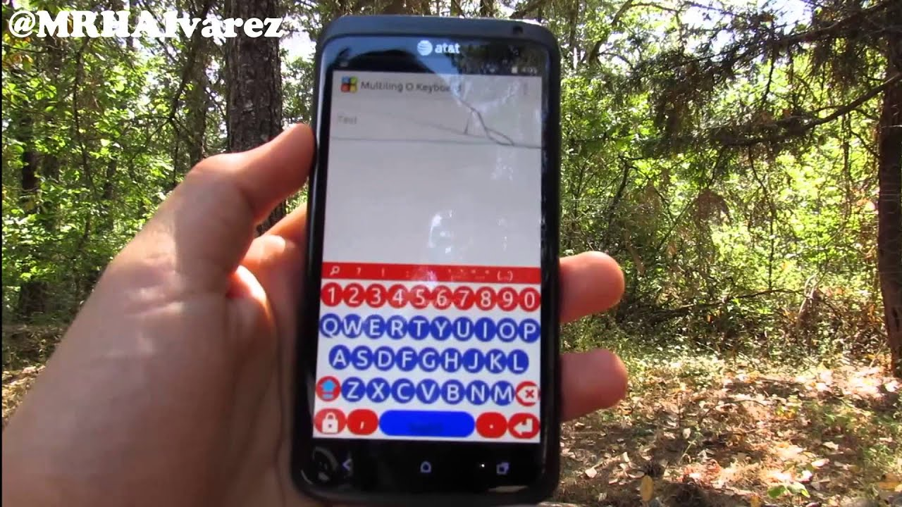 Multiling O Keyboard Review (Google Play)
