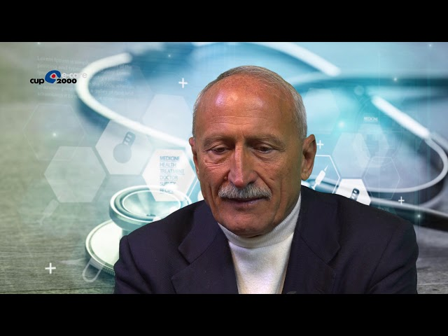 05 - Augusto Cavina / Passi per una sanità a prova di futuro