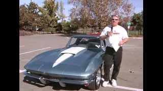 Episode #41: 1967 427 435HP Corvette Coupe
