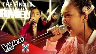 Carmelle Collado's journey | The Voice Kids Philippines 2019