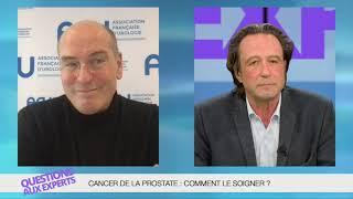 Cancer de la Prostate, comment le soigner?