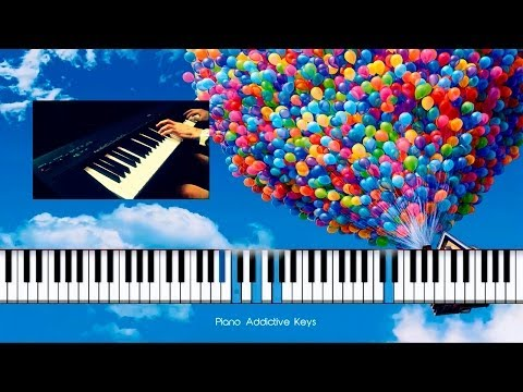 Ellie's Theme (UP - Pixar) Piano