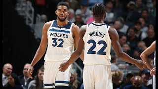 Karl-Anthony Towns Full Game Highlights vs Spurs (11/15/2017) - 26 Pts, 16 Rebs & 2 Blks