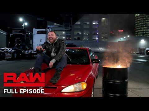 WWE Raw Full Episode, 12 November 2018
