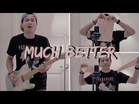 Much Better - Skusta Clee ft Zo zo & Adda Pop Rock Cover by TUH