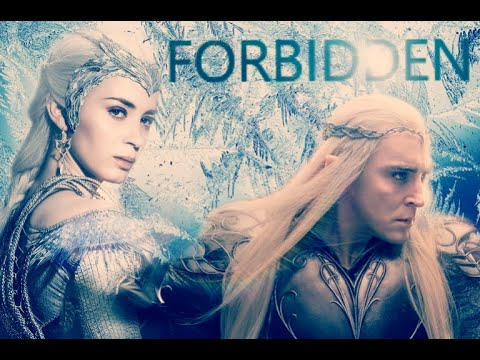 """[CROSSOVER] Freya & Thranduil: """"FORBIDDEN"""""""