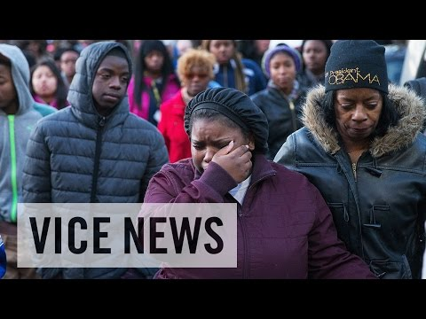 With killings on the rise in Chicago, police are putting their hands up