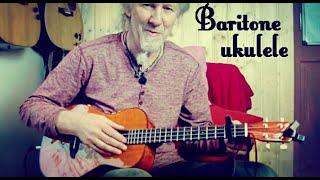 tennessee whiskey: easy baritone ukulele