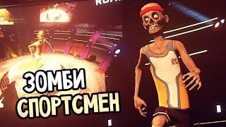 - Ben and Ed Прохождение 1 ЗОМБИ СПОРТСМЕН