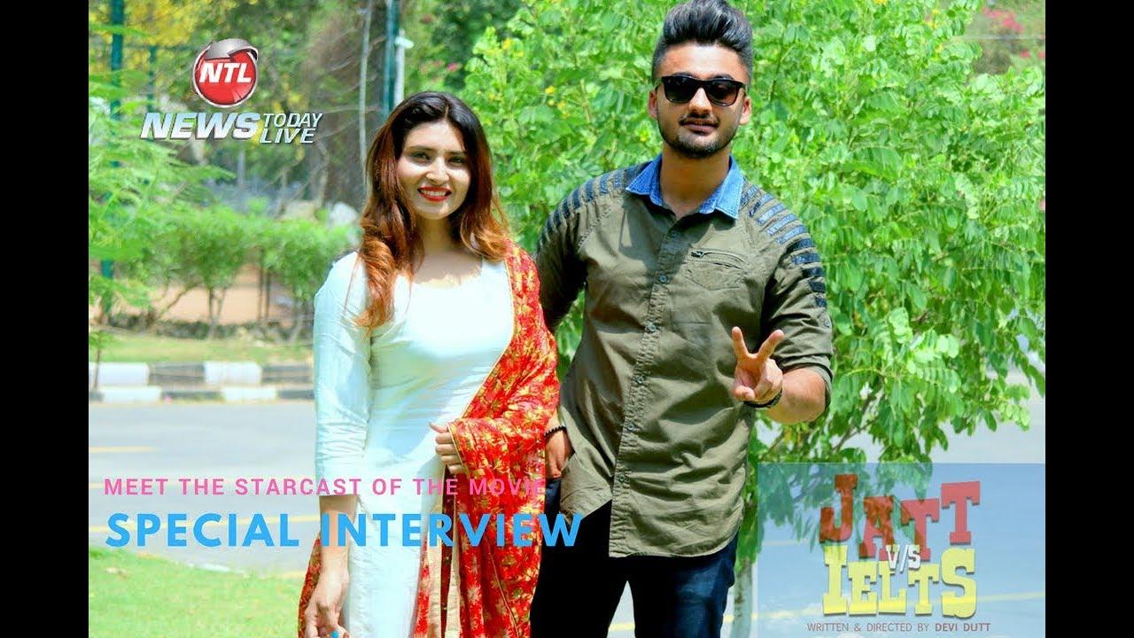 Jatt Vs Ielts Punjabi Movie Ravneet Singh Khushi Malhotra