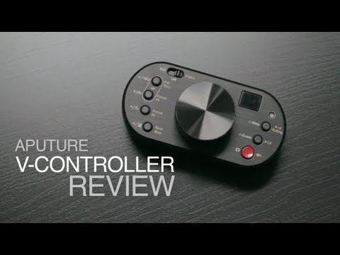 Aputure V-Control USB Focus Remote Review