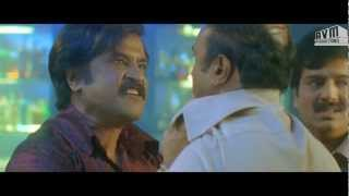 Sivaji the Boss 3D - Tamil Trailer; Superstar Rajinikanth,Shriya Saran.
