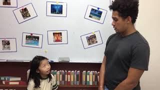 康寧英語教學成果-I班1年3個月
