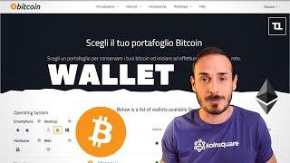 Portafogli Bitcoin
