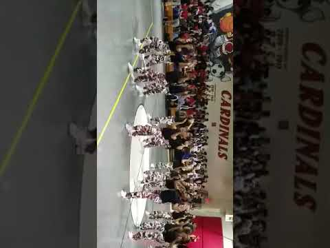 DRIFTWOOD MIDDLE SCHOOL DANCE TEAM #drifwood #school #danceteam #team