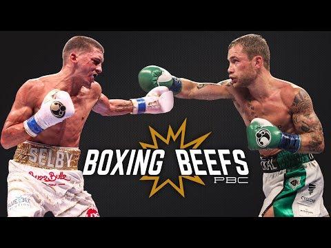 PBC Boxing Beefs: Lee Selby vs Carl Frampton