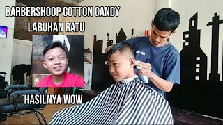 BarberShoop Cotton Candy