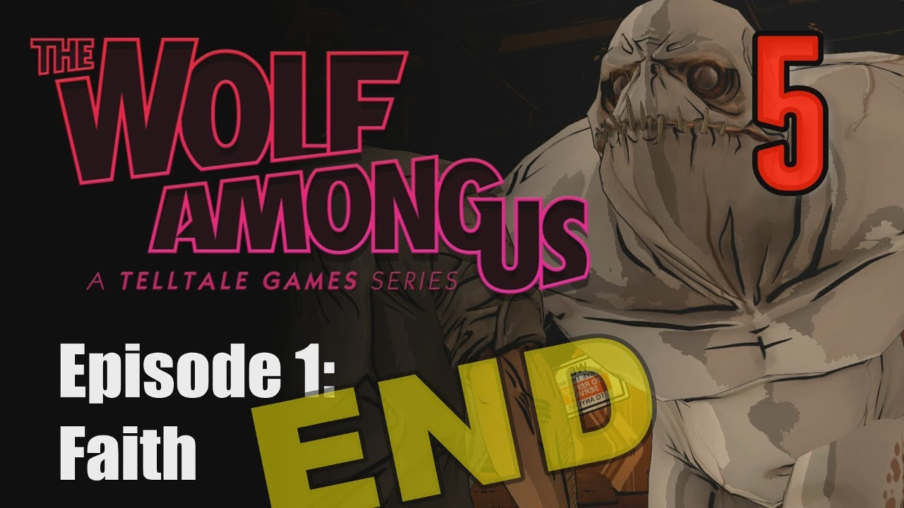 The Wolf Among Us [05] Episode 1 - Faith w/YourGibs - BAR FIGHT - SHOCKING MURDER - END