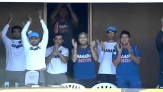 Sachin Tendulkar's 43rd ODI century 163 vs New Zealand at Christchurch 8th March 2009