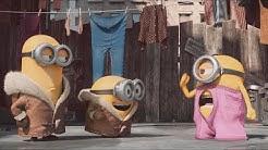 Minions (2015) - Kevin, Stuart & Bob to New York