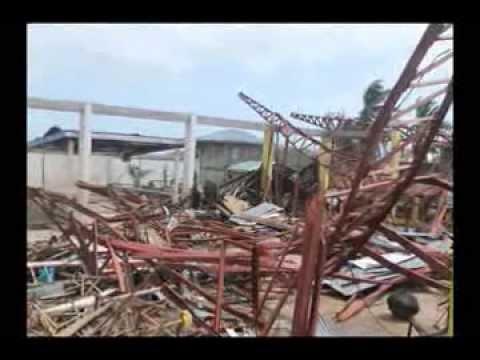 """brgy. Binon-an Batad Iloilo """"Yolanda Typhoon Victims"""""""