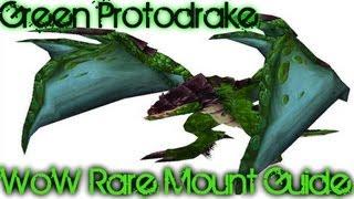 Syiler's WoW Mount Guides Green Proto-drake
