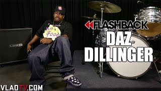 Flashback: Daz Dillinger on Recording All Eyez on Me Right Ater Pac Was Released