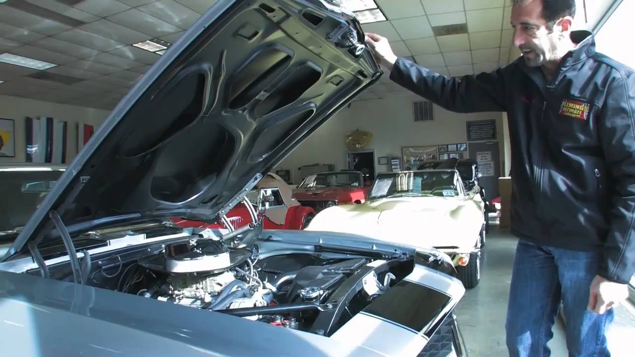 1969 Chevrolet Camaro Z/28 Cross Ram for sale with test drive, and walk  through video