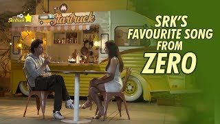 9XM Startruck | Shah Rukh Khan On His Favorite Song From Zero | MasterChef Shipra Khanna